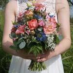 Sommerlicher Brautschmuck